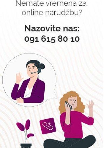 Nazovite nas na 091 615 80 10