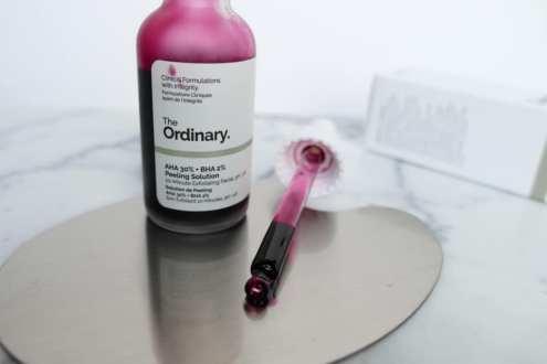 Cách sử dụng the ordinary peeling solution 30ml aha 30 + bha 2 hiệu quả nhất
