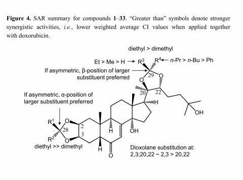 Martins + Amaral molecules-18-15255  MDR modulators in tumor cells  Fig. 2
