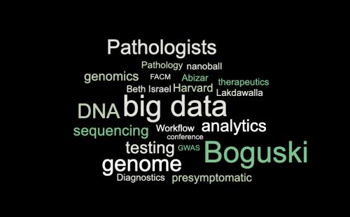 Big Data in Genomic Medicine