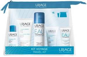kit de voyage hydratation - uriage