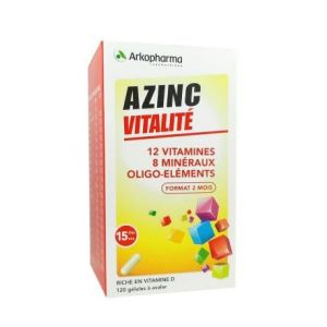 azinc - forme et vitalite - pharmacie charlet