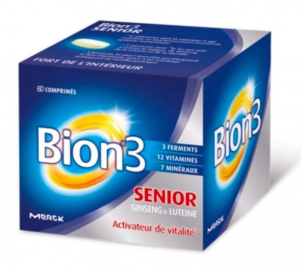 Bion 3 sénior - Laboratoire Merck