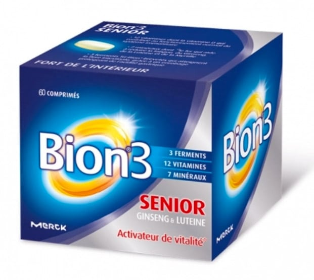 Bion 3 sénior - Laboratoire Merck