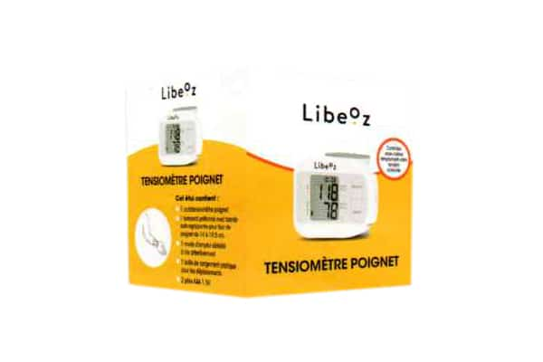 libeoz-tensiometre-poignet - pharmacie charlet-rieux