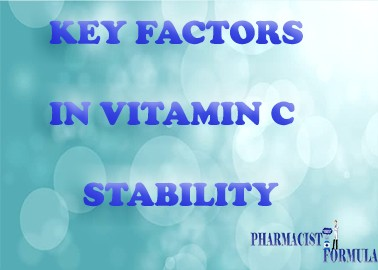 factors that affect vitamin C stability