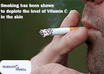 smoking impact on vitamin C levels