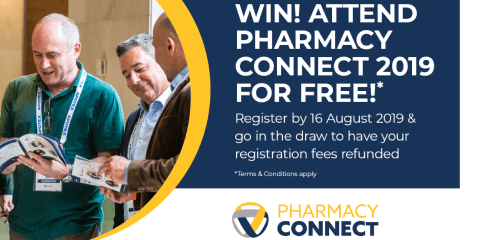 Your chance to attend Pharmacy Connect for FREE!