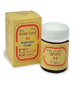 Kent Acne Cure Medicated Cream Pimples Recover Cream for Girls Women