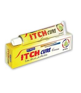 Paul Brooks Itch Cure Cream