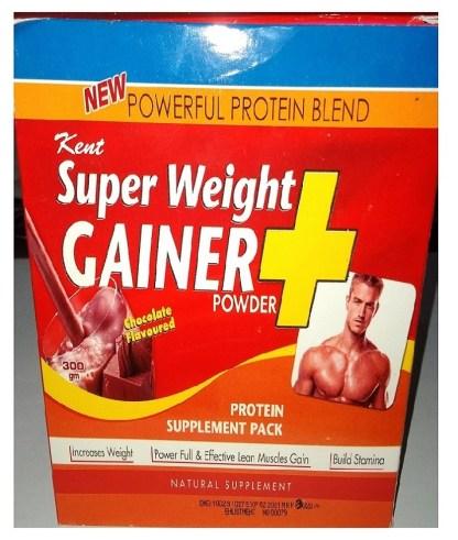 super weight gainer