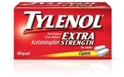 Tylenol Extra Strength 500mg Tablets Pack Of 24 Pharmacy Direct Kenya