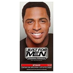 JUST FOR MEN ORIGINAL NATURAL JET BLACK HAIR - Pharmacy Direct Kenya