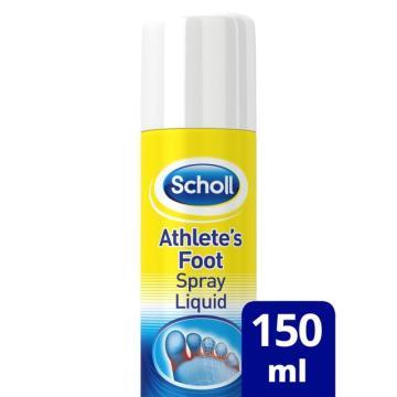 Scholl Athletics Foot Spray 150ml