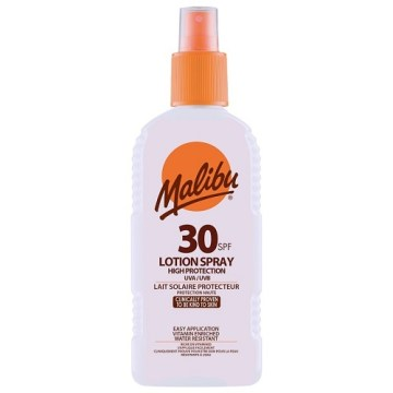 Malibu Lotion Spray Spf30 200ml