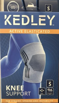 Kedley Active Elasticated Knee Support Size S