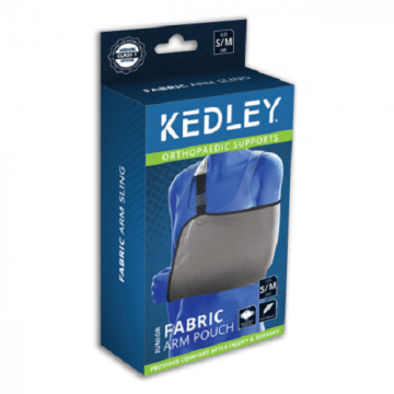 Kedley Orthopaedic Support Junior Fabric Arm Pouch Size S/M- Mild