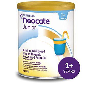 Neocate Junior Formula 1YR+ Vanilla Flavour 400G