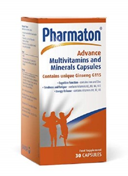 Pharmaton Advance Capsules 30`s