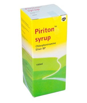 Piriton Syrup 100ml
