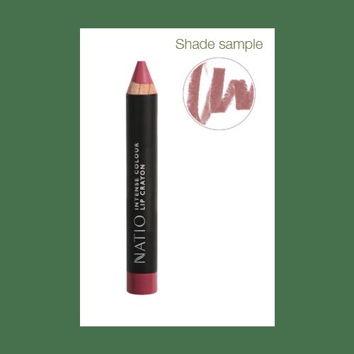 Natio Intense Colour Lip Crayon – Spring Flower