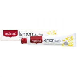 Red Seal Lemon SLS free Toothpaste 100g