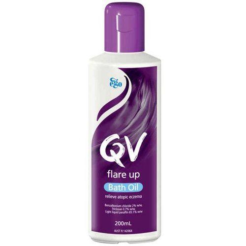 Ego QV Flare Up Bath Oil 200mL 3