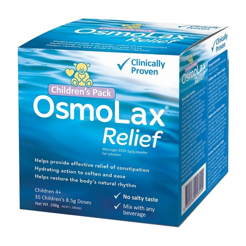 Osmolax Relief Children's 35 Doses 298g