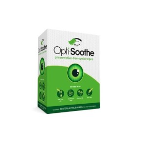 Opti-Soothe Eyelid Wipe 20 Pack