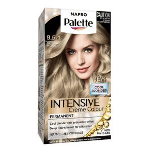Schwarzkopf Napro Palette Hair Colouring 9.5-1 Ashy Light Blonde