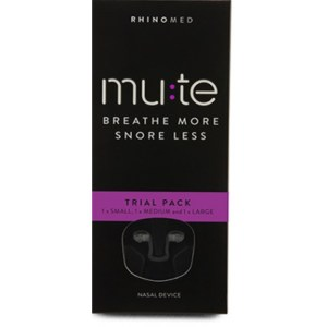 Mute Snoring Device Starter Trial Pack
