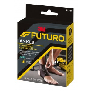 Futuro 01037ENR Performance Comfort Ankle Support