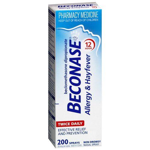 Beconase Hayfever Nasal Spray 200 3