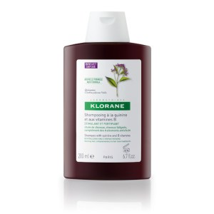 Klorane Shampoo with Quinine and B Vitamins 200mL