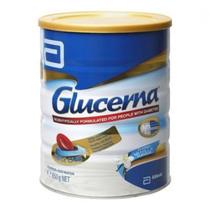Glucerna Triple Care Vanilla Powder 850g