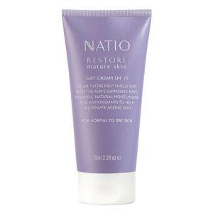 Natio Restore Day Cream SPF 15