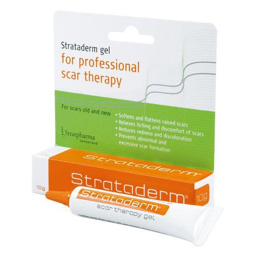 Strataderm 10g Medical Use Scar Therapy Gel 3