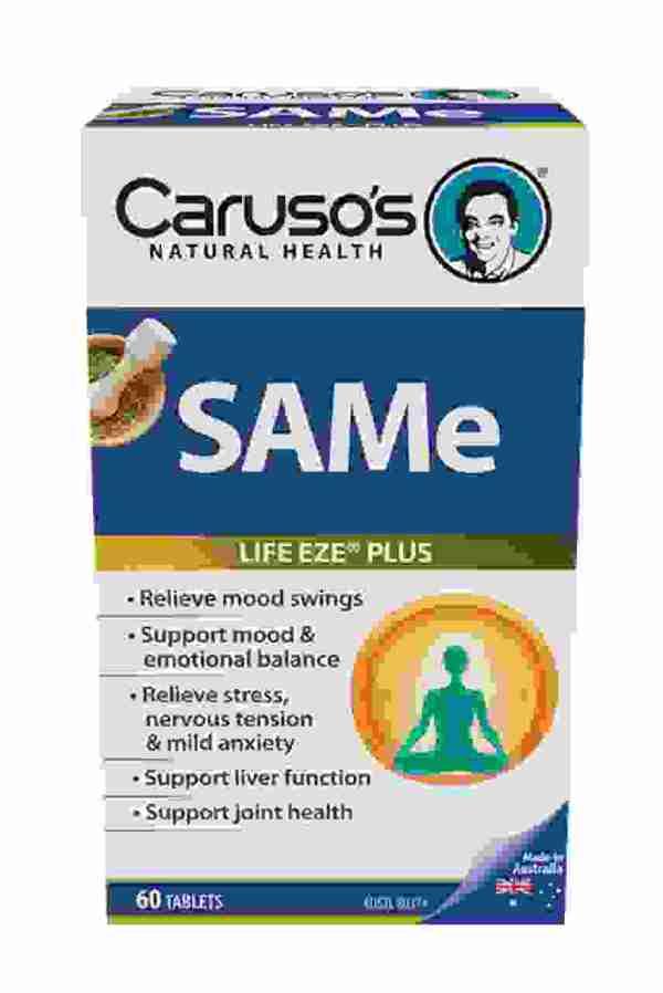 Carusos LifeEZE Plus 60 Tablets 3