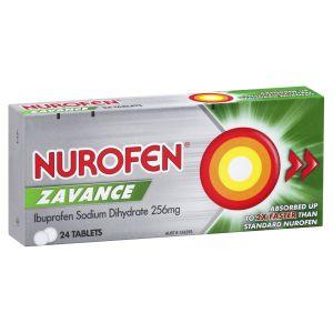 Nurofen Zavance 24 Tab
