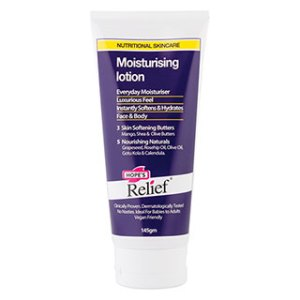Hope's Relief Natural Moisturising Lotion 145g