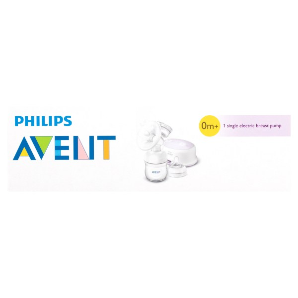 Avent Ultra Comfort Single Electric Breast Pump (OOS 14/07/2021 – POWELL) 9