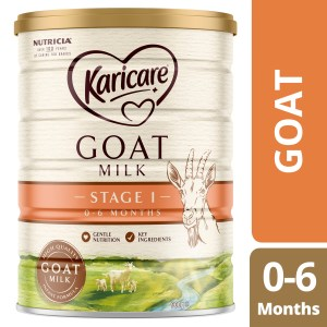 Karicare Goat Milk 1 Baby Infant Formula From Birth to 6 Months 900g