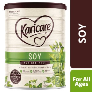 Karicare Soy Milk For All Ages 900g