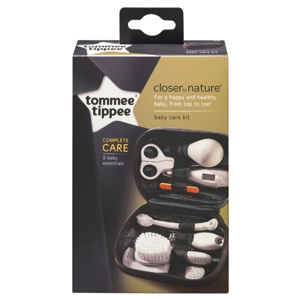 Tommee Tippee Closer To Nature Baby Care Kit 3