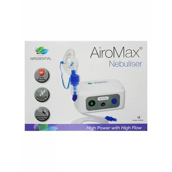 Airssential AiroMax Nebuliser High Power with High Flow