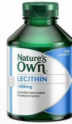 Nature's Own Lecithin 1200mg