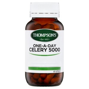 Thompson's One-a-day Celery 5000mg 60 caps