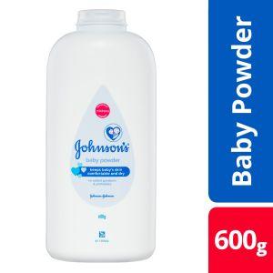 Johnson's Baby Powder 600g