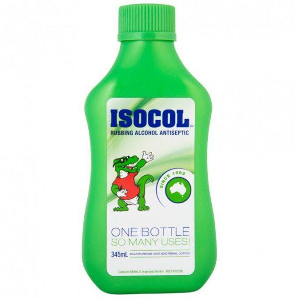 Isocol Rubbing Alcohol 345ml 3