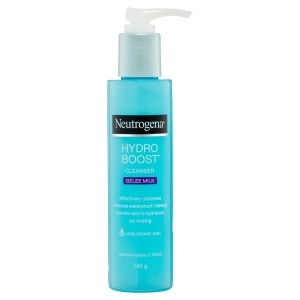 Neutrogena Hydro Boost Cleanser Gel Milk 145g